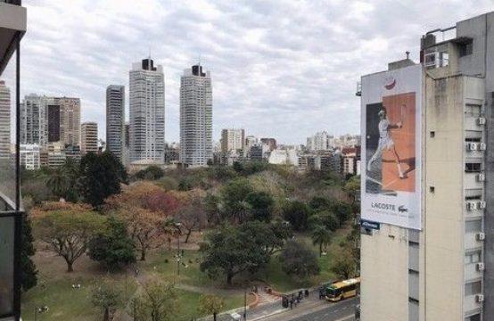 Bellísimo 2 ambientes con Balcón en Recoleta. Vista a Parque Las Heras!! EXCELENTE UBICACIÓN.